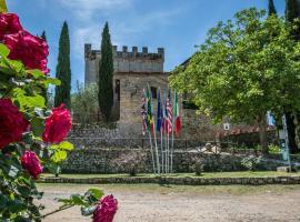 Castel Pietraio, Monteriggioni (Strove yakınında)