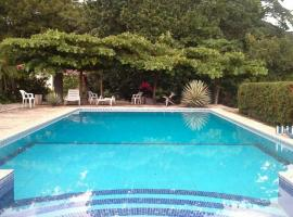 House and the Pool