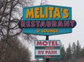 Melitas Crater Lake, Chiloquin