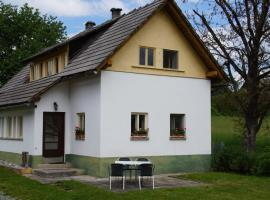 Ferienhaus Dobernigg-Paul, Sankt Jakob im Rosental (Frießnitz yakınında)