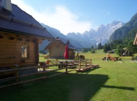 Alpi Giulie Chalets, Valbruna