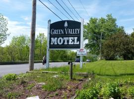 Green Valley Motel Williamstown, Williamstown (in de buurt van Bennington)