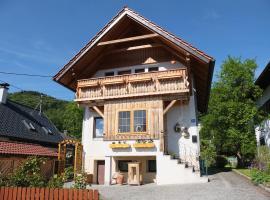 Ferienhaus in der Schlipfing, Altmünster (Reindlmühl yakınında)