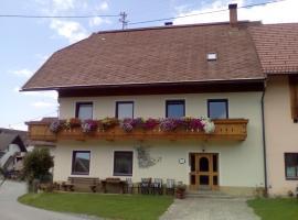 Apartment Komar, Sankt Stefan an der Gail (Vorderberg yakınında)
