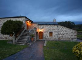 Hotel Rústico Casa Franco, Adelán (Near Mondoñedo)