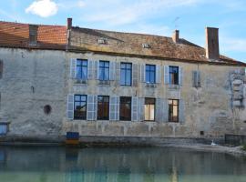 Demeure Saint Martin, Вертю (рядом с городом Chaintrix-Bierges)