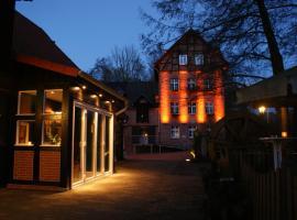 Wassermühle Heiligenthal, Heiligenthal