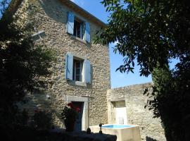 La Maison d'Oc, Villemoustaussou (рядом с городом Villalier)