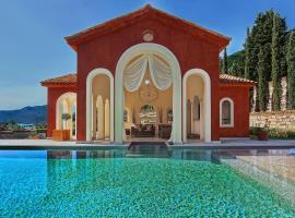 Villa Veneziano, Нидри (рядом с городом Perigiali)
