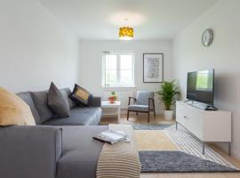 Platinum SA - Siric Luxury Apartment, Колчестер (рядом с городом Layer de la Haye)