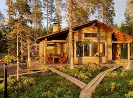 Ferienhaus Saimaa Seenplatte 079S, Viinamäki (рядом с городом Keitele)