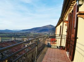 Appartamento Bellavista, Fossato di Vico (Nær Sigillo)