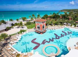 Sandals Grande Antigua All Inclusive Resort and Spa - Couples Only, Saint John's