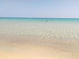 Le lagon de Hammamet