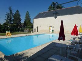 Apartment Rue de l'Europe I, Chisseaux (Near Chenonceaux)