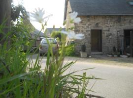 Owl Cottage Le Chataignier, Амбер (рядом с городом La Chapelle-au-Riboul)