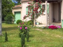 Holiday Home Route de Campolidori - Campolidori, Гизоначча (рядом с городом Sant'Antonio)