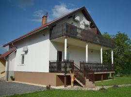 Rooms Vuk, Селиште-Дрежничко (рядом с городом Čatrnja)