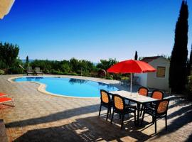 Holiday home Fyti Village, Milia (Dhrymou yakınında)