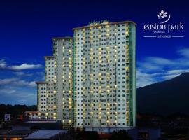 Easton Jatinangor Apartement 15th Floor, Cicujang (рядом с городом Cileunyi)