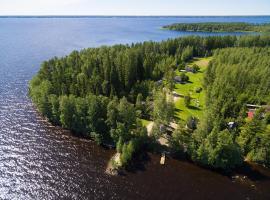 Lomakylä Tapiola, Лаппаярви (рядом с городом Alajärvi)