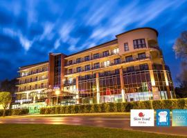Hotel Leda Spa, Колобжег
