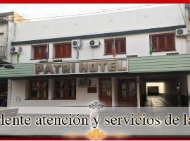 Patri Hotel, Chivilcoy (La Rica yakınında)