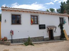 Molino Jabonero, Villanueva del Trabuco (Alfarnate yakınında)
