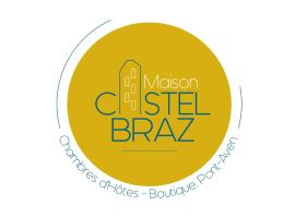 Maison Castel Braz, Понт-Авен
