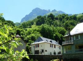 Maison Bergoun, Borce (рядом с городом Lescun)