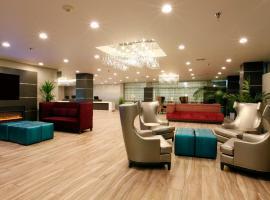 Radisson Hotel Oakland Airport