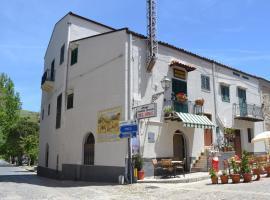 Albergo Ristorante Pizzeria Del Viale, Palazzo Adriano (Santo Stefano Quisquina yakınında)