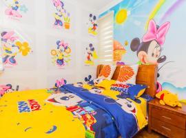 Mickey Wonderful Apartment