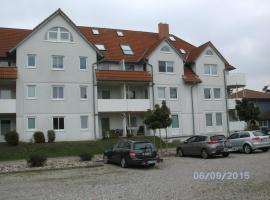 Ferienwohnung Christina, Petersdorf auf Fehmarn (Schlagsdorf yakınında)