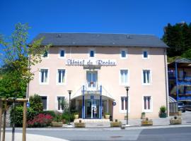 Hotel Du Rocher, Ле-Кейлар (рядом с городом La Couvertoirade)