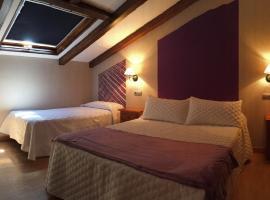 Hotel Apartamentos Barrau, Villanova