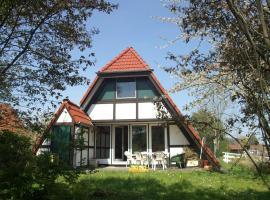 Ferienhaus Altes Land 113, Twielenfleth (Grünendeich yakınında)