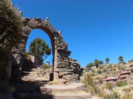 Homestay Taquile Titicaca Lodge, Уильянопампа