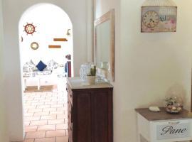 Villa Giulia, Quattro Pani
