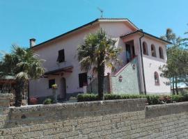 La Casina, Case Fortullino