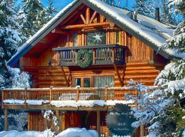 The Log House B&B Inn