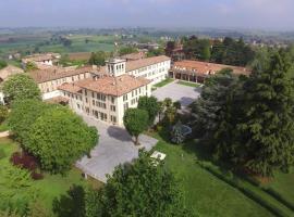 Villa Lomellini, Montebello della Battaglia