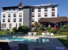 Kyriad Bourg En Bresse, Бург-ан-Бресс (рядом с городом Jasseron)