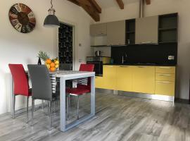 Casa Bruni, Lasino (Stravino yakınında)