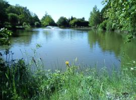 Le Bois, Chabrac (рядом с городом Saulgond)