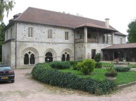 Abbaye de St Gilbert, St Didier-la-Forêt (рядом с городом Loriges)