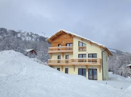 Les Chalets Du Grand Galibier