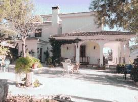 Vivienda Turísitca de Alquiler Rural Casa Fatima
