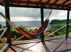 I View - The Oceanview Cottage, Port Antonio (Flat Grass yakınında)