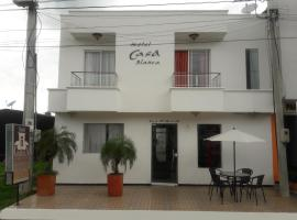 Hotel Casa Blanca, Aguachica